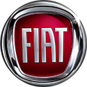 Roseville Automall fiat logo